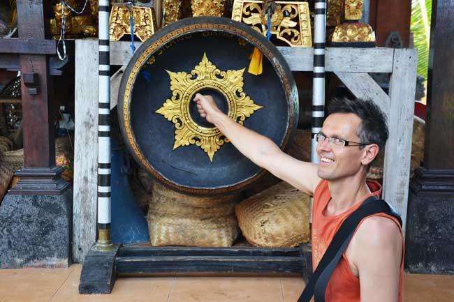 Gong v Indoneziji ~ Gong Oaza